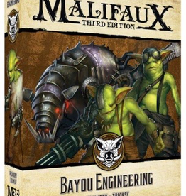 WYR - Malifaux Miniaturen Malifaux 3rd Edition - Bayou Engineering - EN