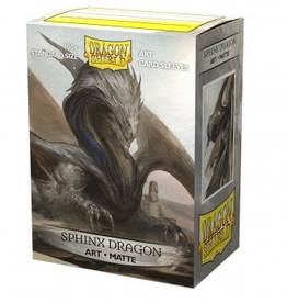 DS - Standard Sleeves Dragon Shield Matte Art Sleeves - Sphinx Dragon (100 Sleeves)
