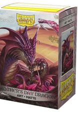 DS - Standard Sleeves Dragon Shield Matte Art Sleeves - Mother's Day Dragon 2020 (100 Sleeves)