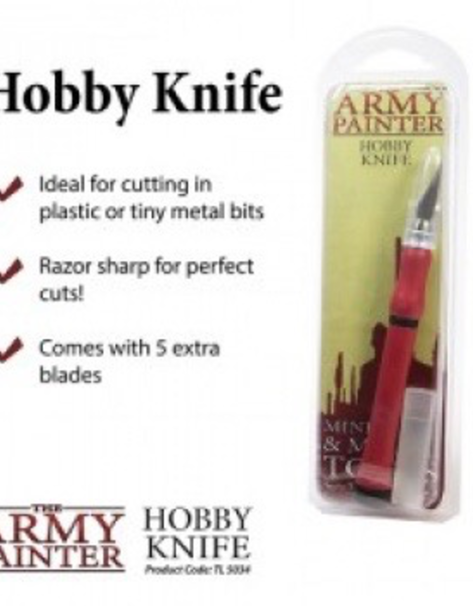 AP - Malen & Basteln The Army Painter - Hobby Knife