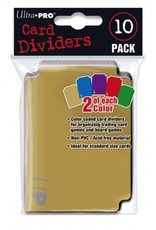 UP - Spezial UP - Card Dividers (10 Pack)