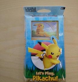 PKM - Spezialboxen PKM - Let's Play Themendecks Pikachu - DE