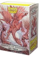 DS - Standard Sleeves Dragon Shield Matte Art Sleeves - Essence of Insanity (100 Sleeves)
