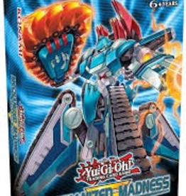 YGO - Structure Deck YGO - Structure Deck - Mechanized Madness - DE