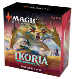 MTG - Ikoria MTG - Ikoria: Lair of Behemoths Prerelease Pack - EN<br /> (+2 Booster)