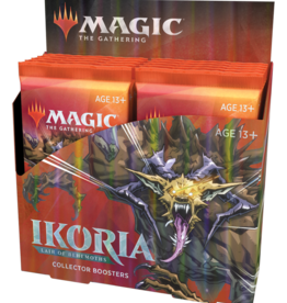 MTG - Ikoria MTG - Ikoria: Lair of Behemoths Collector Booster Display (12 Packs) - EN