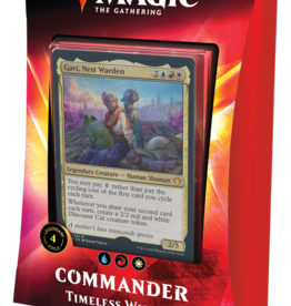 MTG - Ikoria MTG - Ikoria: Lair of Behemoths Commander Deck Timeless Wisdom - EN