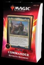 MTG - Ikoria MTG - Ikoria: Lair of Behemoths Commander Deck Ruthless Regiment - EN