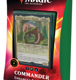 MTG - Ikoria MTG - Ikoria: Lair of Behemoths Commander Deck Enhanced Evolution - EN