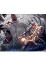 UP - Play Mat UP - Magic: The Gathering Ikoria: Lair of Behemoths Playmat V5
