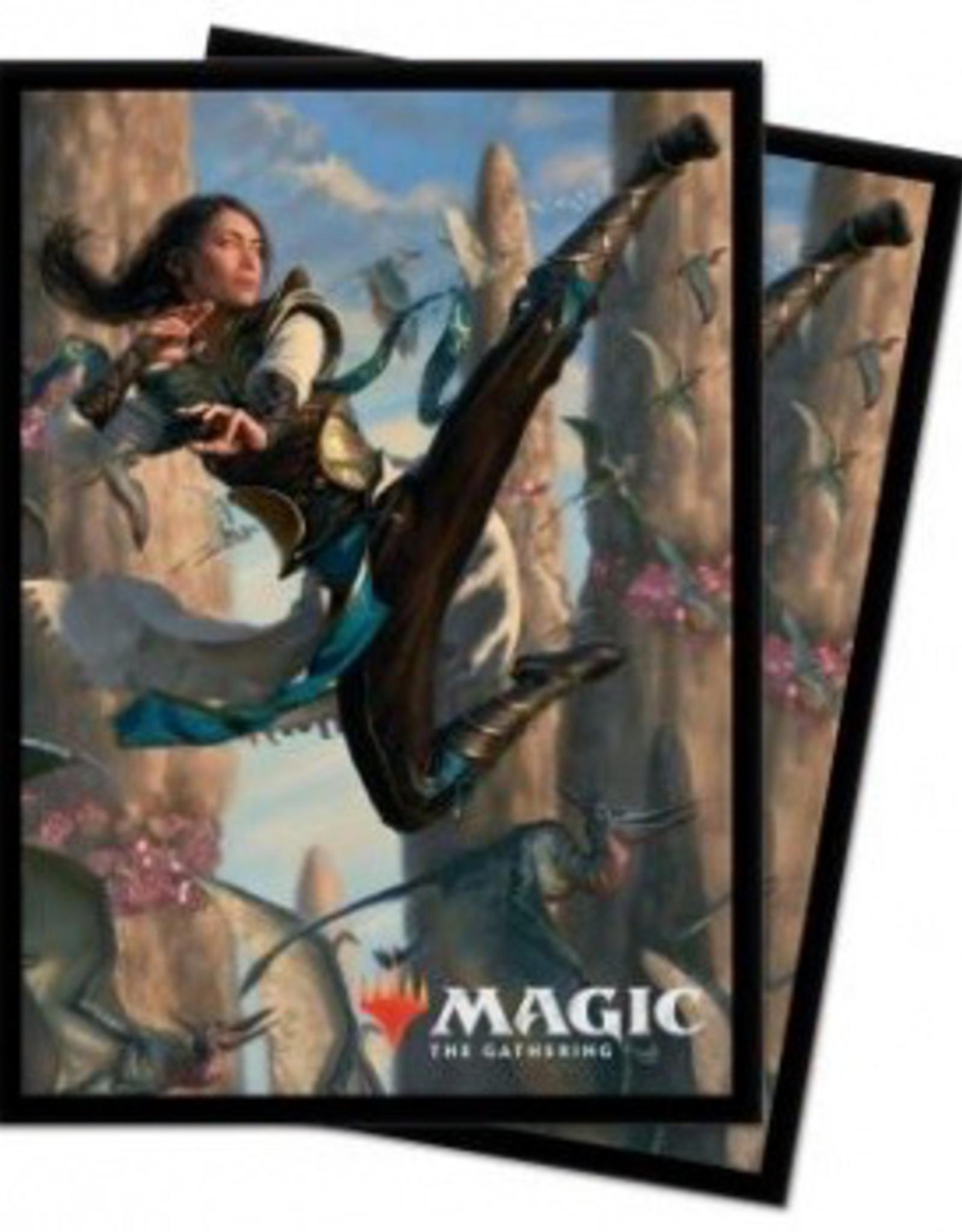 UP - Deck Box Pro 100+ UP - Standard Sleeves Magic: The Gathering - Ikoria V3 (100 Sleeves)