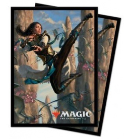 UP - Deck Box Pro 100+ UP - Standard Sleeves Magic: The Gathering - Ikoria V3 (100 Sleeves)