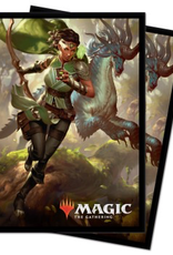 UP - Deck Box Pro 100+ UP - Standard Sleeves Magic: The Gathering - Ikoria Vivien, Monster's Advocate (100 Sleeves)