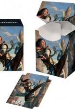 UP - Deck Box Pro 100+ UP - PRO 100 + Deck Box - Magic: The Gathering Ikoria: Lair of Behemoths V3