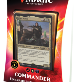 MTG - Ikoria MTG - Ikoria: Lair of Behemoths Commander Deck Unbarmherziges Regiment - DE