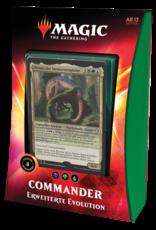MTG - Ikoria MTG - Ikoria: Lair of Behemoths Commander Deck Erweiterte Evolution - DE