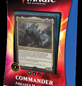 MTG - Ikoria MTG - Ikoria: Lair of Behemoths Commander Deck Arkaner Mahlstrom - DE