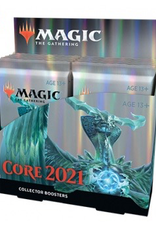 MTG - Core Set MTG - M21 Core Set Collector Booster Display (12 Packs) - EN