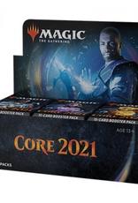 MTG - Core Set MTG - M21 Core Set Draft Booster Display (36 Packs) - EN