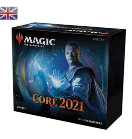 MTG - Core Set MTG - M21 Core Set Bundle - EN