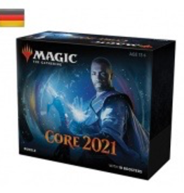 MTG - Core Set MTG - M21 Core Set Bundle - DE