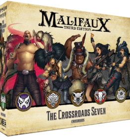 WYR - Malifaux Miniaturen Malifaux 3rd Edition - Crossroads 7 - EN
