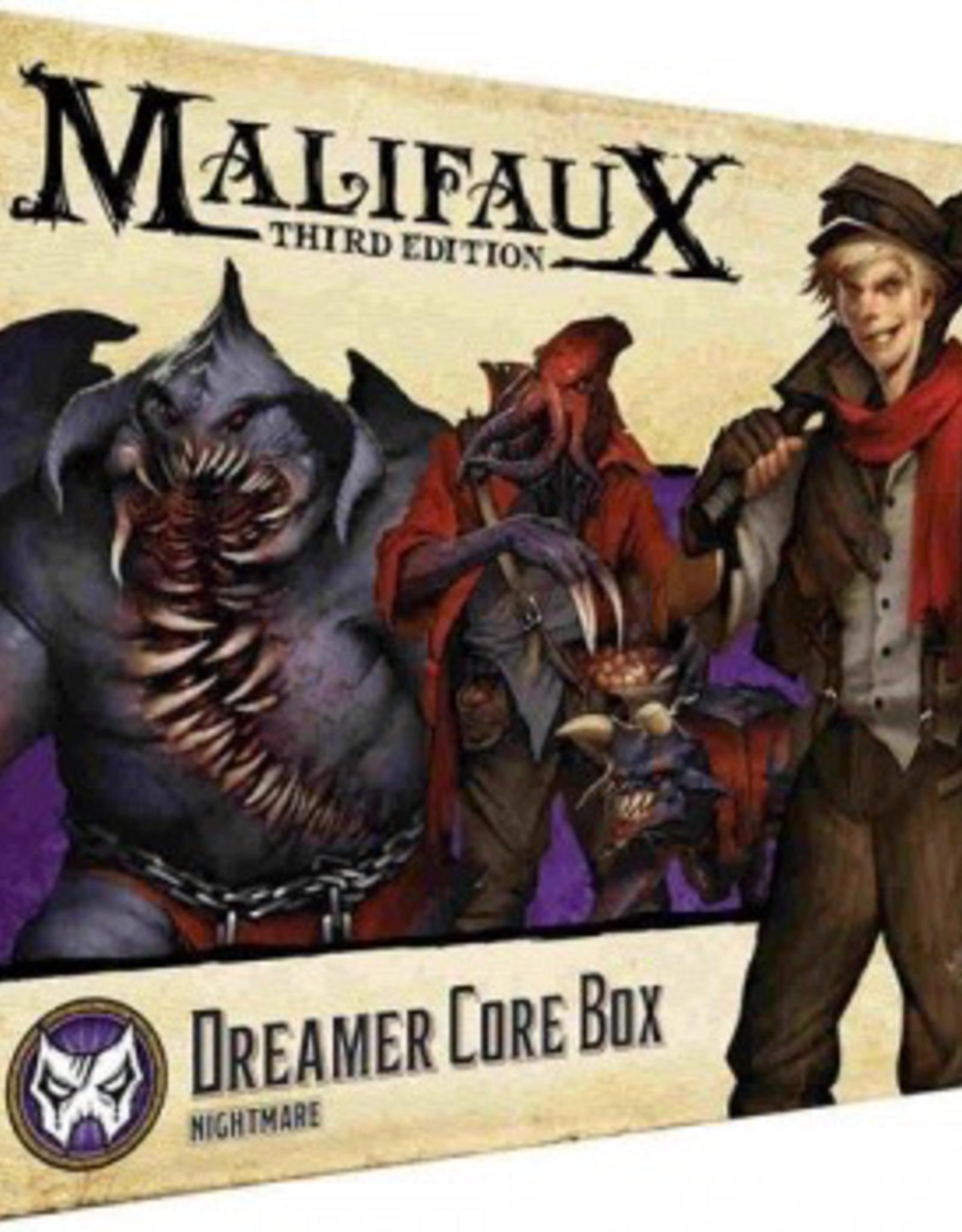 WYR - Malifaux Miniaturen Malifaux 3rd Edition - Dreamer Core Box - EN