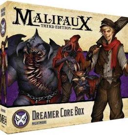 WYR - Malifaux Miniaturen Malifaux 3rd Edition - Dreamer Core Box - EN