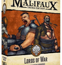 WYR - Malifaux Miniaturen Malifaux 3rd Edition - Lords of War - EN