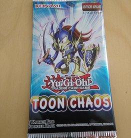 YGO - Zwischenset YGO - Toon Chaos - Booster - DE