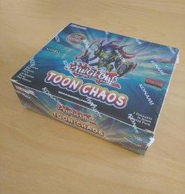 YGO - Zwischenset YGO - Toon Chaos - Booster Display (24 Packs) - DE