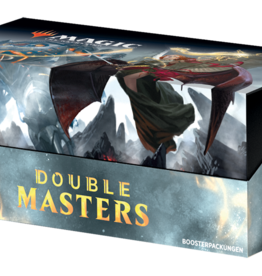 MTG - Masters MTG - Double Masters Draft Booster Display (24 Packs) - DE