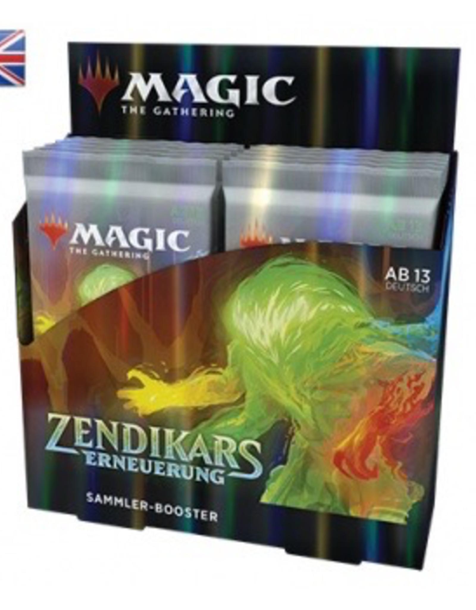 MTG - Zendikar Rising MTG - Zendikar Rising Collector Booster Display (12 Packs) - EN