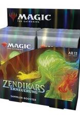 MTG - Zendikar Rising MTG - Zendikar Rising Collector Booster Display (12 Packs) - DE