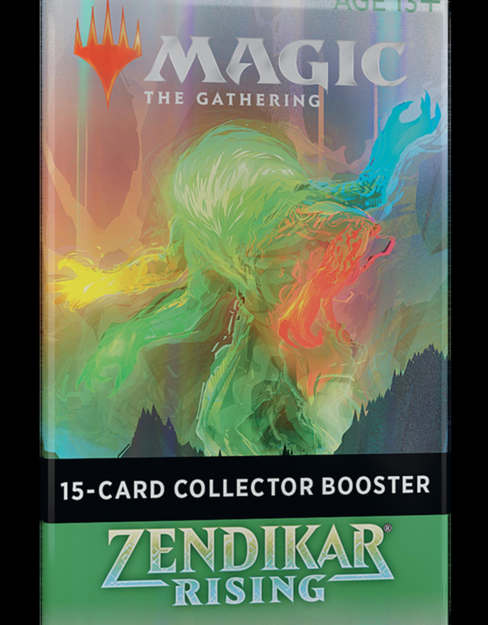 MTG - Zendikar Rising MTG - Zendikar Rising Collector Booster - DE