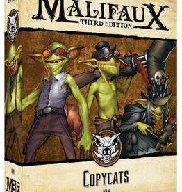 WYR - Malifaux Miniaturen Malifaux 3rd Edition - Copycat - EN