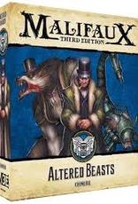WYR - Malifaux Miniaturen Malifaux 3rd Edition - Altered Beasts - EN