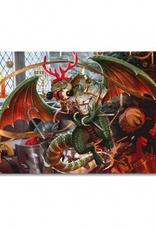 DS - Play Mat Dragon Shield Playmat - Christmas Dragon 2020