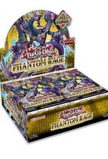 YGO - Hauptset YGO - Phantom Rage - Booster Display (24 Packs) - DE