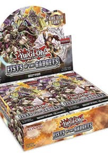 YGO - Zwischenset YGO - Fist of the Gadgets - Booster Display (24 Packs) - DE