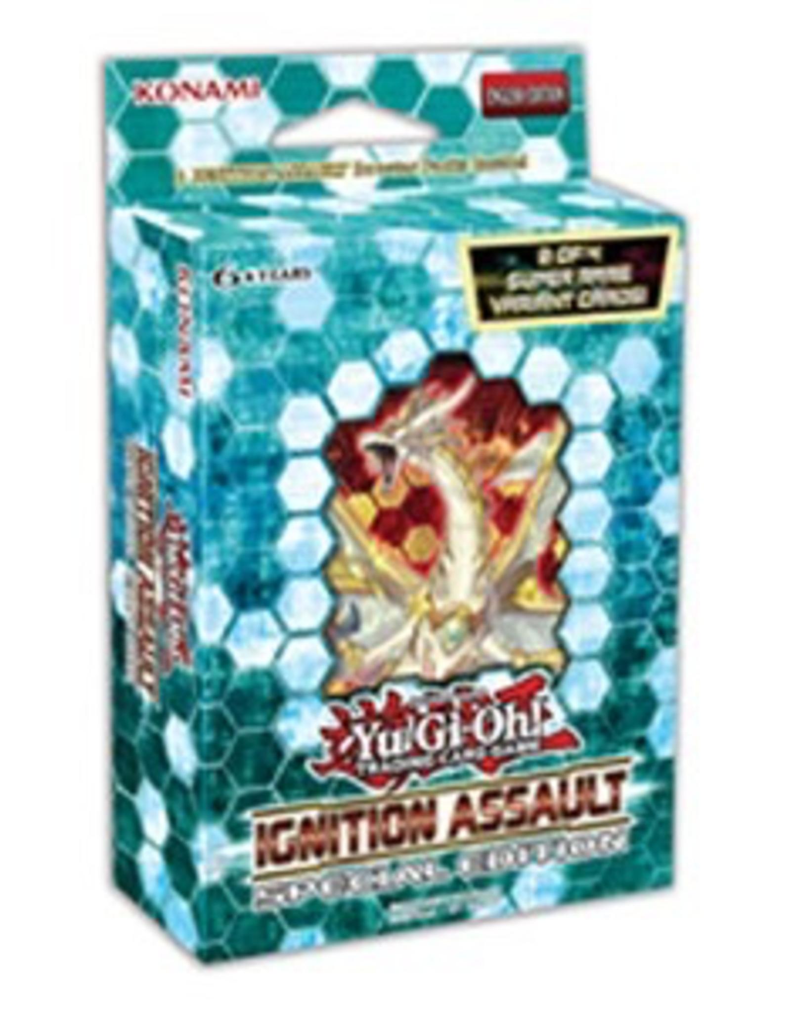 YGO - Hauptset YGO - Ignition Assault - Special Edition - DE