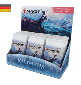 MTG - Kaldheim MTG - Kaldheim Set Booster Display (30 Packs) - DE