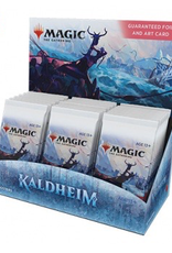 MTG - Kaldheim MTG - Kaldheim Set Booster Display (30 Packs) - EN