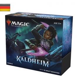 MTG - Kaldheim MTG - Kaldheim Bundle - DE