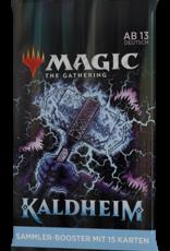 MTG - Kaldheim MTG - Kaldheim Collector Booster - DE
