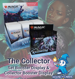 MTG - Kaldheim MTG - Kaldheim the Collector Combo