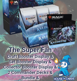 MTG - Kaldheim MTG - Kaldheim the Super Fan Combo