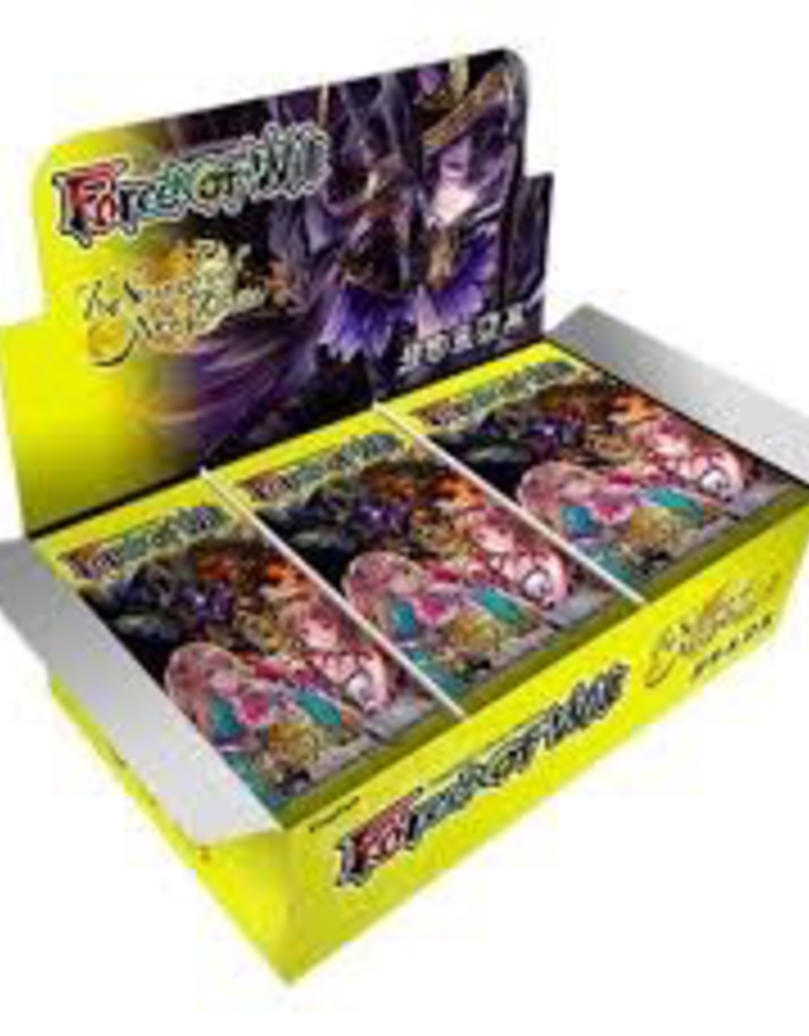 FoW - New Valhalla Cycle FoW - The Strangers of New Valhalla - Booster Display (36 Packs) - EN