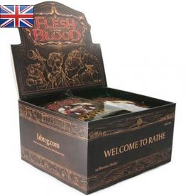 FB - Display Flesh & Blood TCG - Welcome to Rathe Unlimited Booster Display (24 Packs) - EN