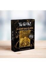 YGO - Zubehör YuGiOh! Limited Edition 24K Gold Metal God Card Winged Dragon of Ra